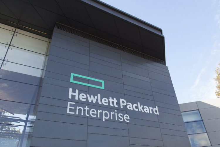 Hewlett Packard 168% growth